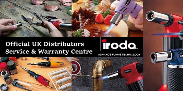 Iroda UK distributor