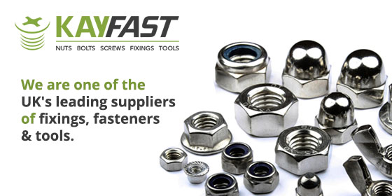 Leading supplier of fixings, fasteners  & tools.